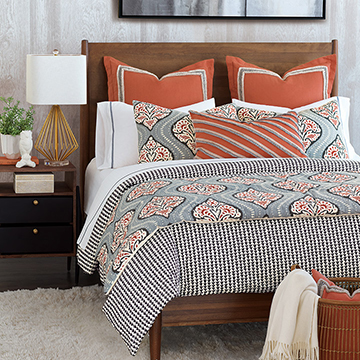 BOWIE BEDSET – EASTERN ACCENTS